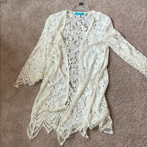 Full Lace cardigan